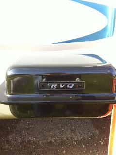 RV BBQ Grill