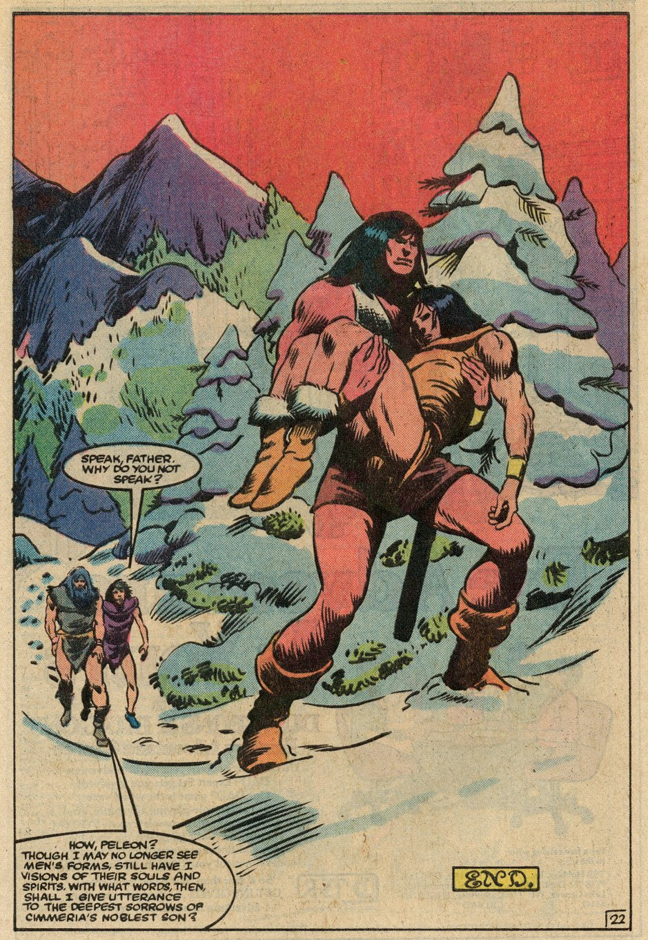 Conan the Barbarian (1970) Issue #145 #157 - English 24
