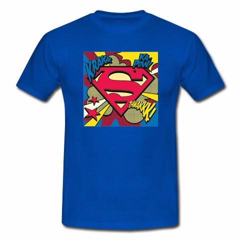 Koszulka Superman logo