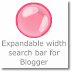Expandable/Dynamic width Search bar for Blogger
