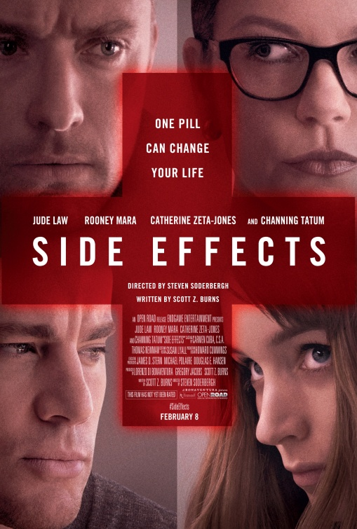 Side Effects - Poster (2013)