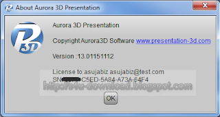 Aurora 3D Presentation v13.01.11