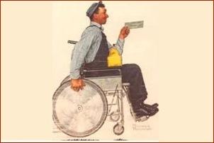 Trabalhador com deficiência. Aposentadoria por idade.