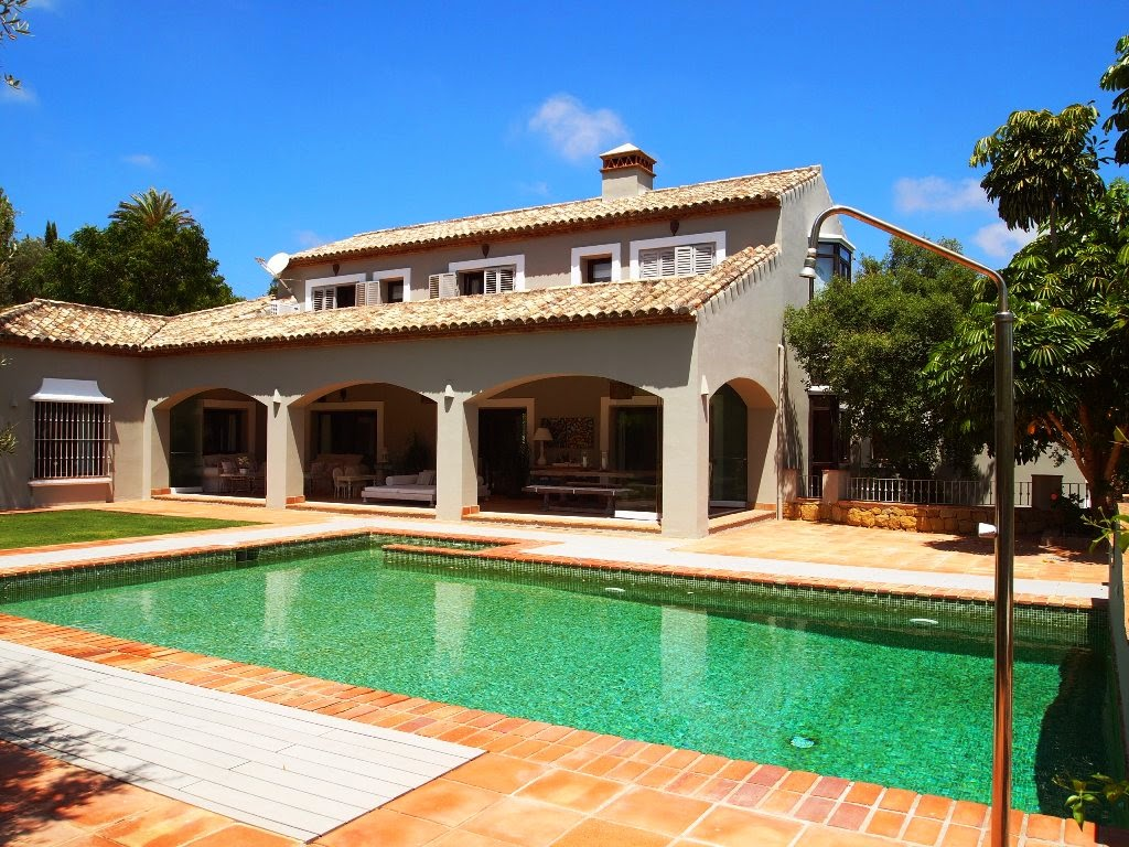 Sotogrande spain estate agent property market views - Casa en sotogrande ...