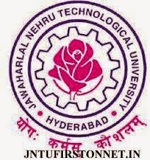 jntuh mba regular & supply notification