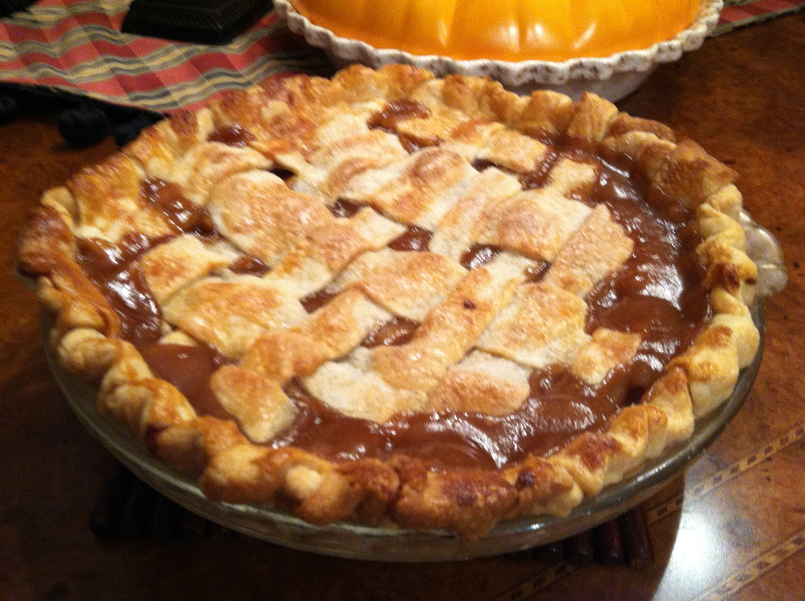 Powersinthekitchen: Asian Pear Pie!