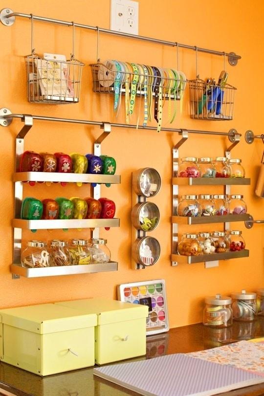 El blog de dmc ideas para ordenar tu estudio enero - Ikea pinzas cocina ...