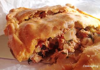 Empanada galega de frango