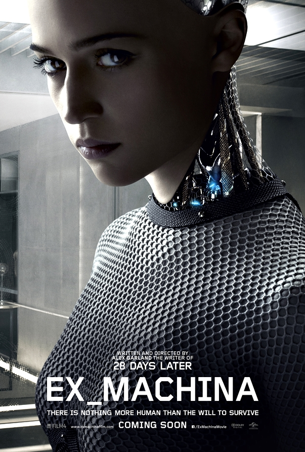 Póster: Ex Machina