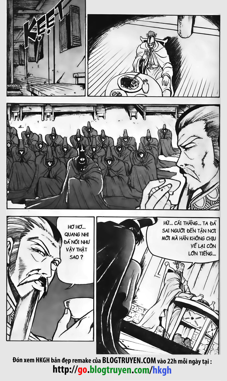 Hiệp Khách Giang Hồ chap 6 page 37 - IZTruyenTranh.com
