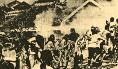Latar Belakang Sejarah Peristiwa Perang Bandung Lautan Api