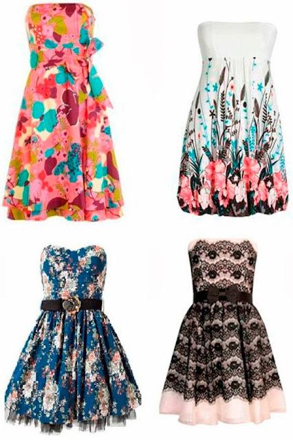 Vestido tomara que caia tendência verão 2014