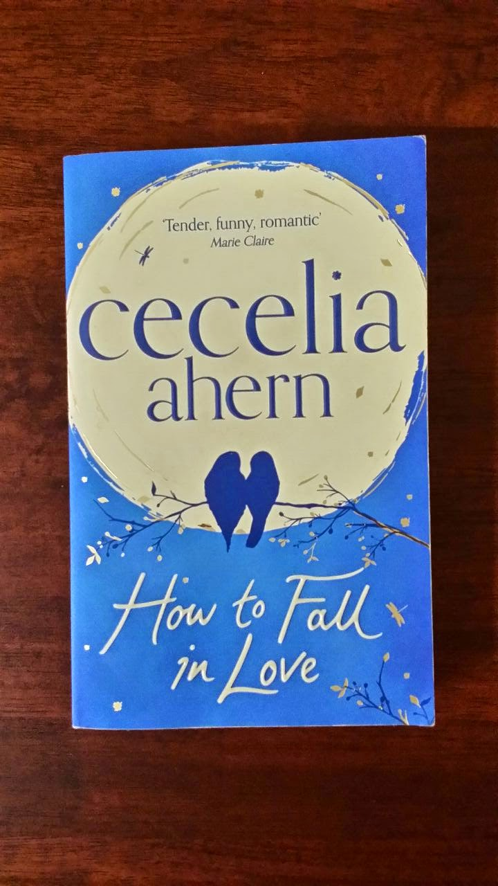how to fall in love cecelia ahern wiki