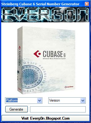 cubase 5 activation code crack