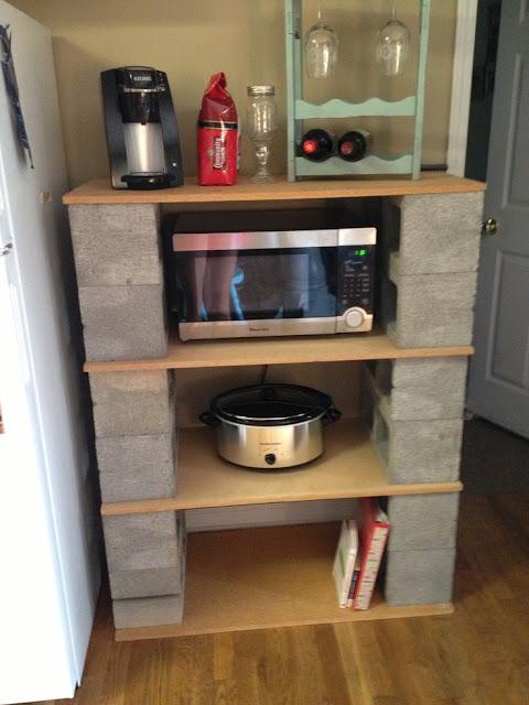 فكرة لاستخدام الياجو في مطبخ البيت