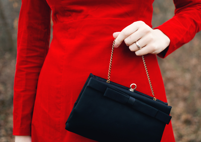 The Flying Clubhouse: Juliet | 60s evening bag