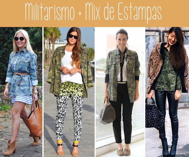 moda, fashion, camuflagem, estilo, ousada, inspiração, look, produção, casual, camisa, elegante, trabalho, onça, animal print, floral, listras