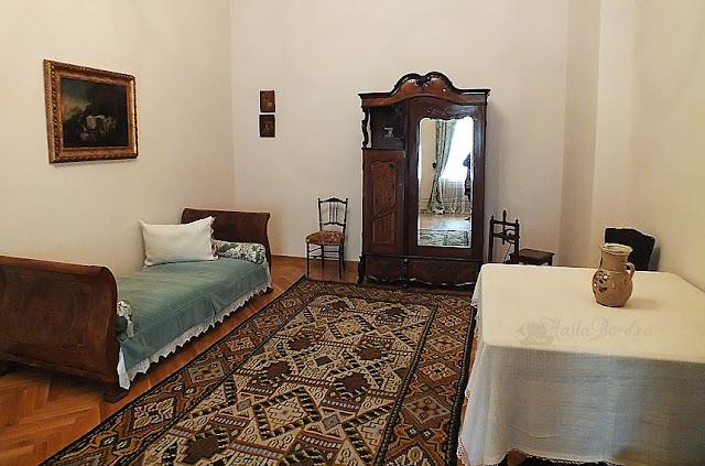 dormitorul servitorului ruginoasa