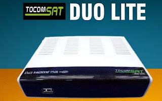 Atualizacao do receptor Tocomsat Duo Lite SD V