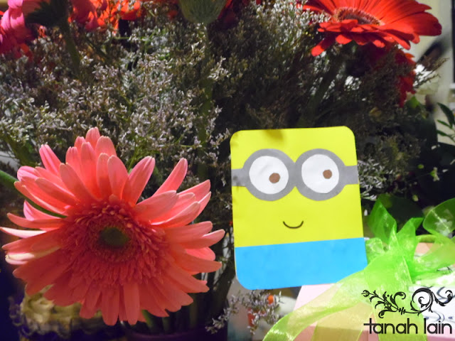Invitación Minion: DIY e imprimible
