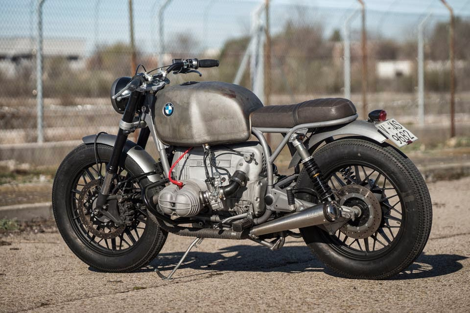 Super Racing Cafè: BMW R 100 RS CRD #54 by Cafè Racer Dreams ZK13