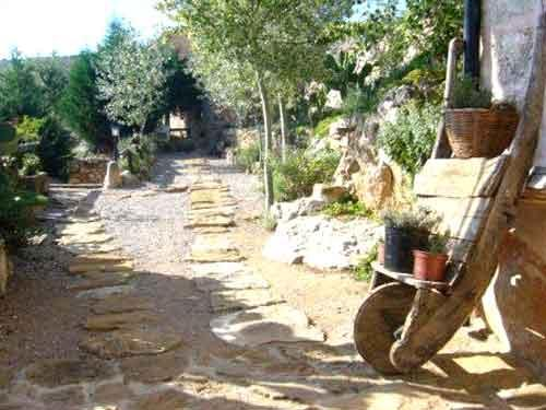 Jardín Mediterráneo Torre d'en Besora