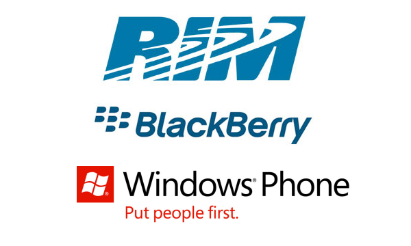 RIM, BlackBarry and Window Phone