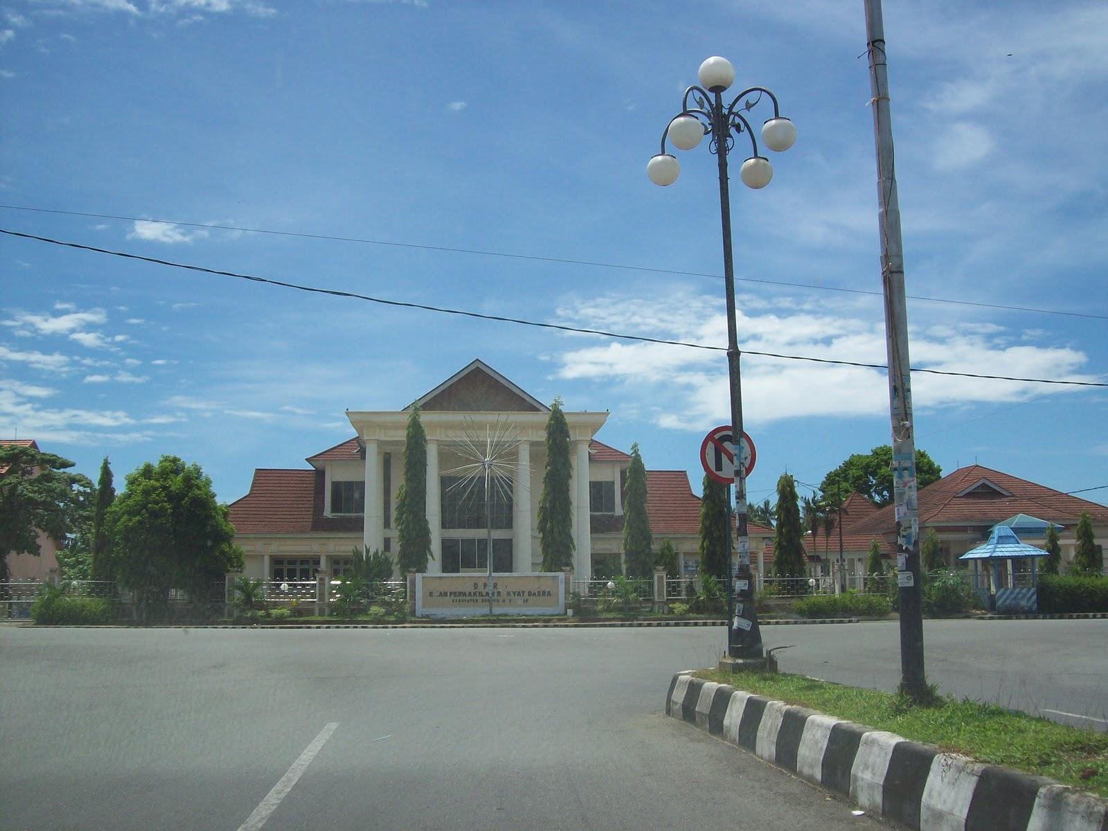 Kota Manna Kabupaten Bengkulu Selatan ~ Bumi Nusantara