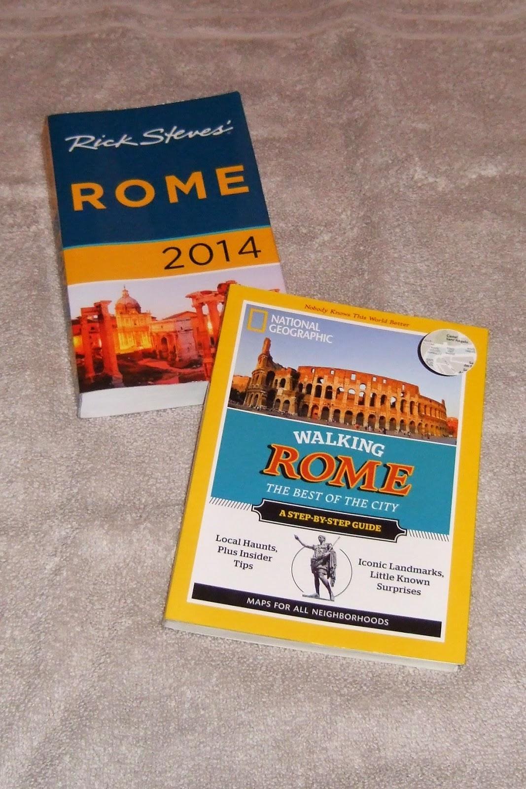 Pregunta sobre Rick Steves Guías - Roma Foro