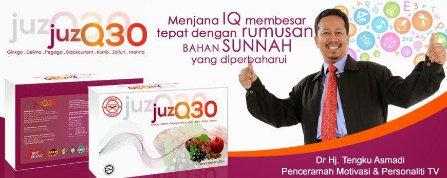 Produk Pemakanan Minda JuzQ30