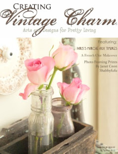 As seen in Creating Vintage Charm