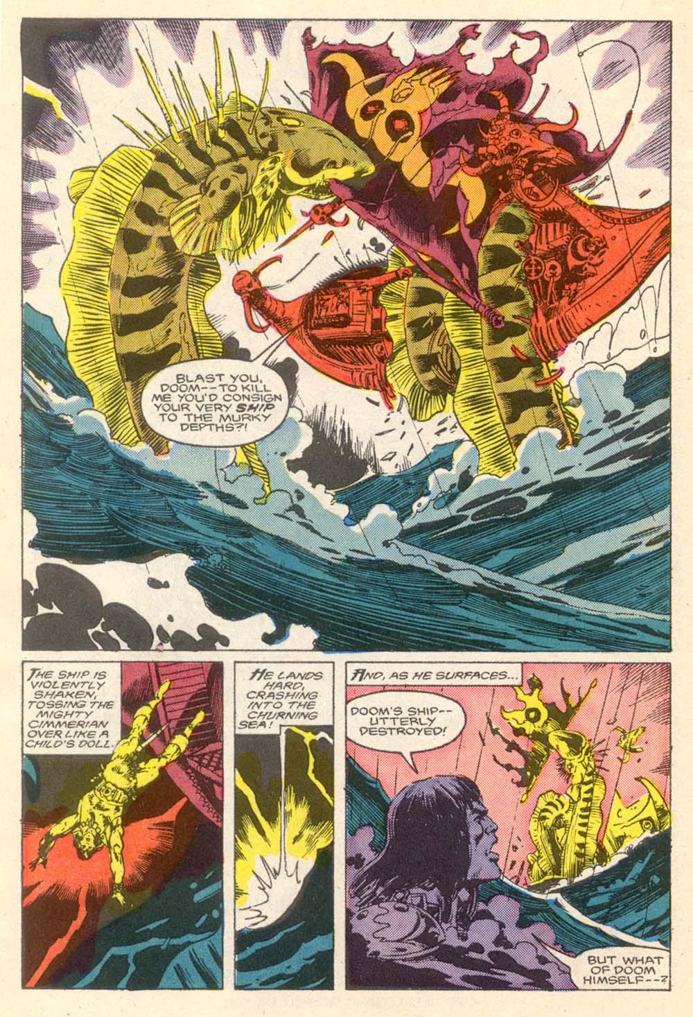Conan the Barbarian (1970) Issue #203 #215 - English 7