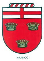 Brasão da Família Franco concedido em 1454