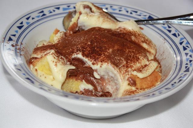 dessert al cioccolato e crema di mascarpone e....il mio mini-raduno!