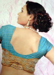 boutique designer blouse