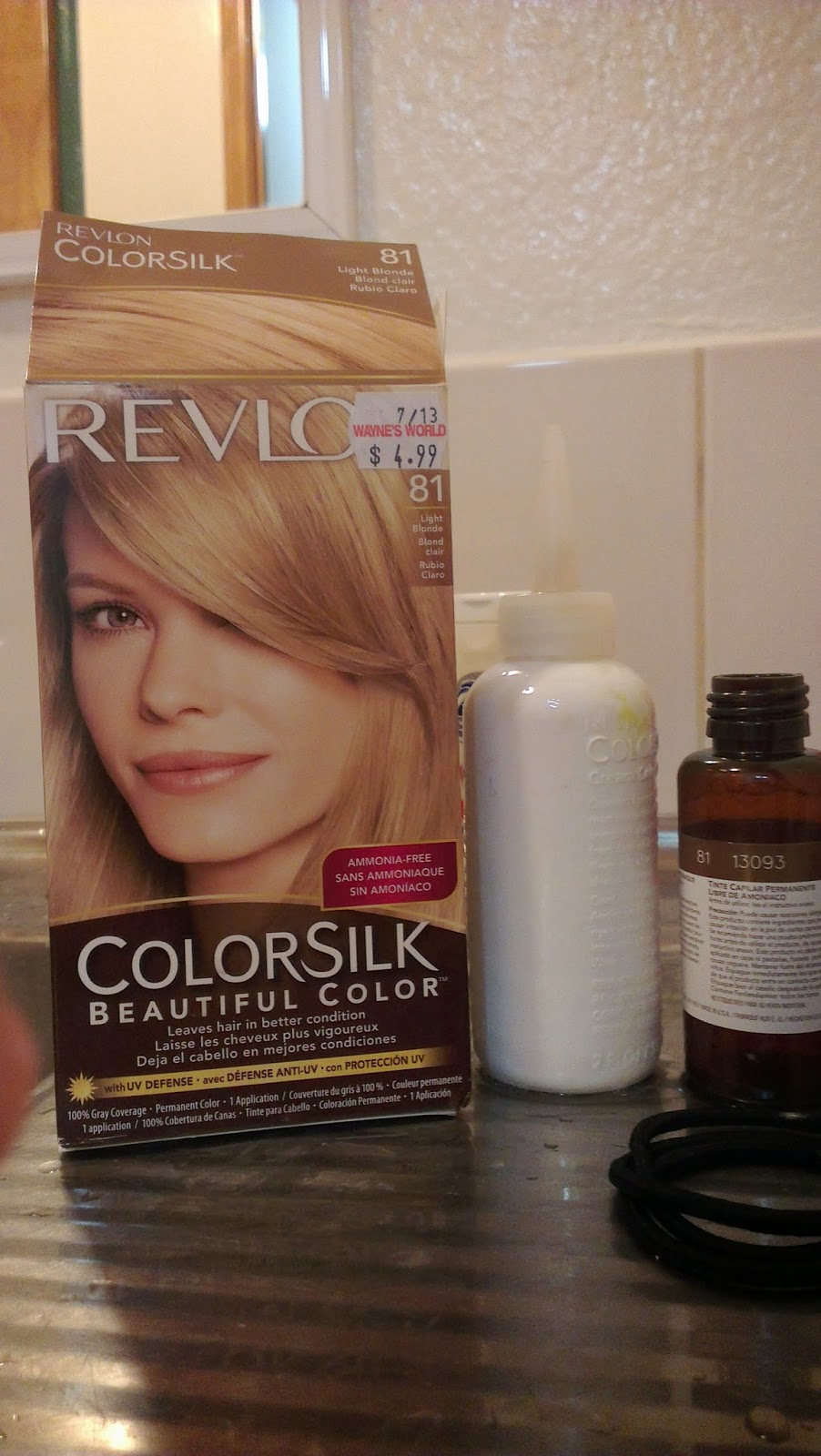 The English Teacup: Product Review: Revlon Colorsilk - Beautiful ...