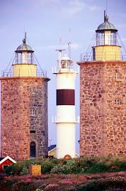 Phares de Nidingen (Suède)