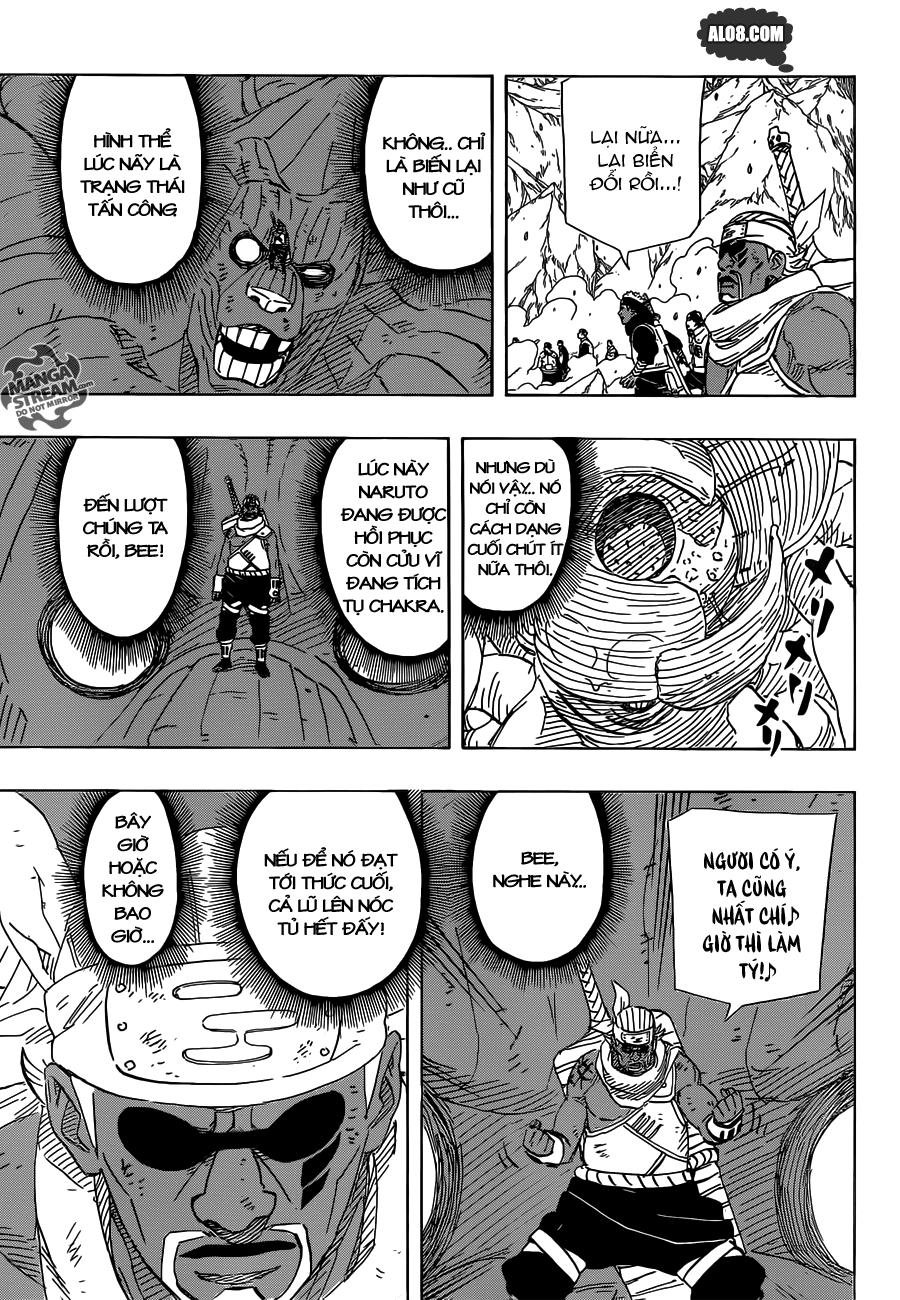 Naruto chap 630 Trang 5