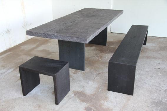 stefan knopp tische. Black Bedroom Furniture Sets. Home Design Ideas