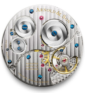 calibre A&S1001 Arnold & Son