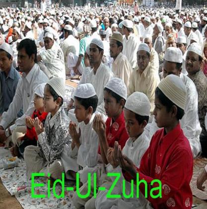Happy Eid Ul Juha