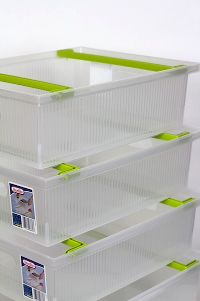 back on topic there is a new style of sterilite storage container that looks perfect for my office supply closet check these out