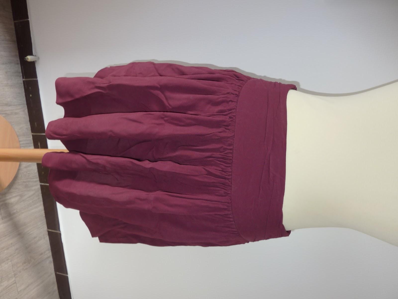 Le vide dressing de poupette jupe le comptoir des cotonniers - Vide dressing comptoir des cotonniers ...