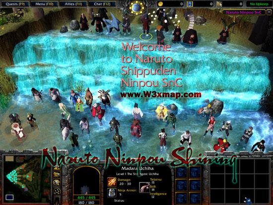 Naruto Ninpou Shining V3.0