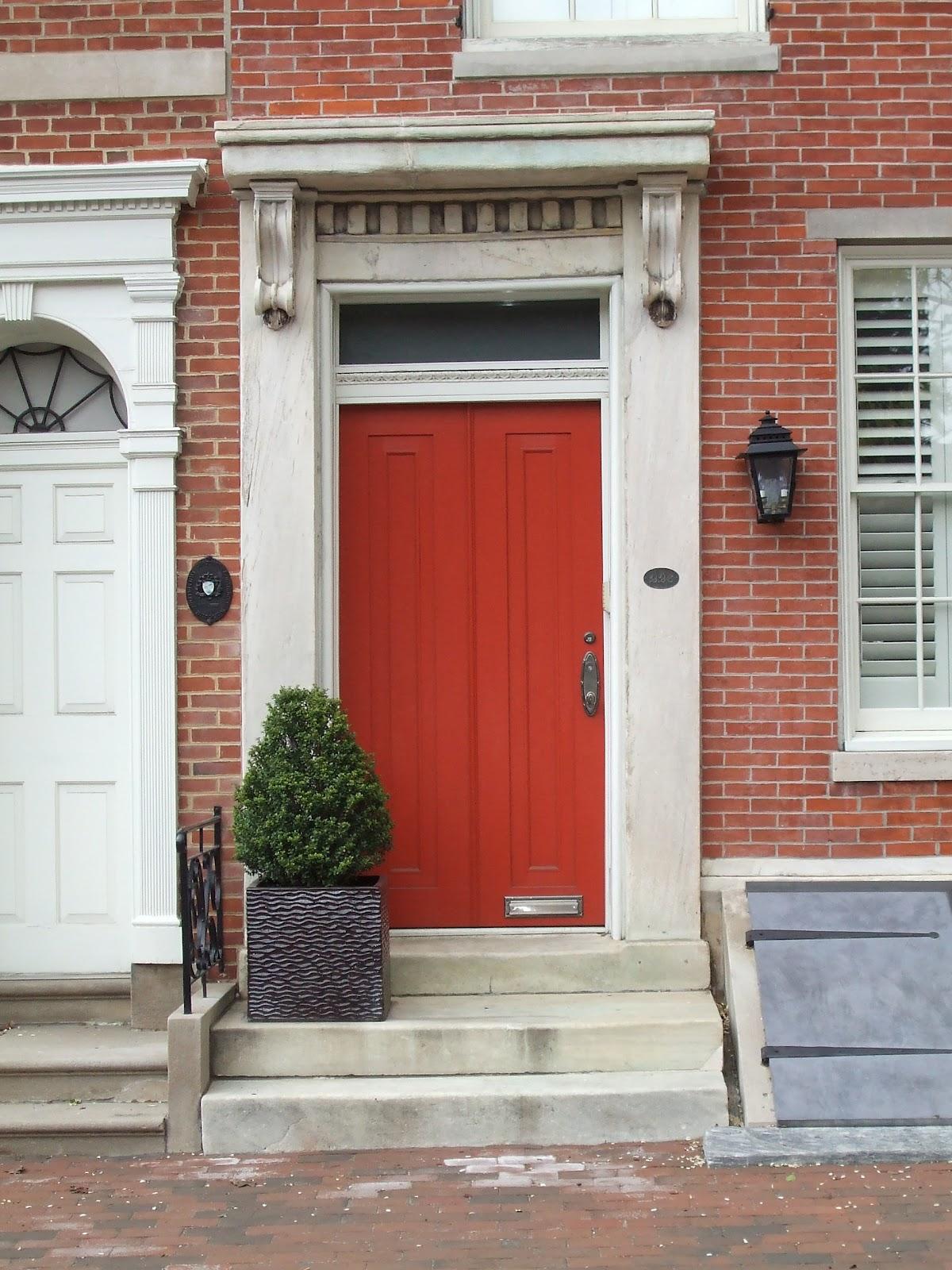 Front Doors Historic Philadelphia & Amber Wilhelmina: Front Doors: Historic Philadelphia