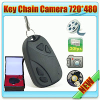 Spy Cam Car Key 808