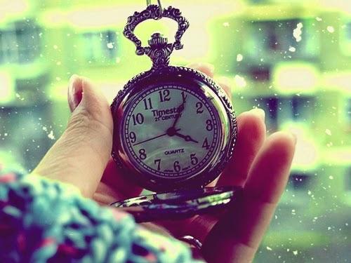 Pausa para a crônica: Tempo