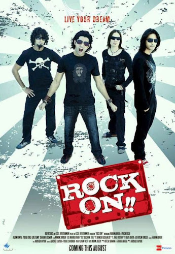 Rock On (2008) Movie Poster