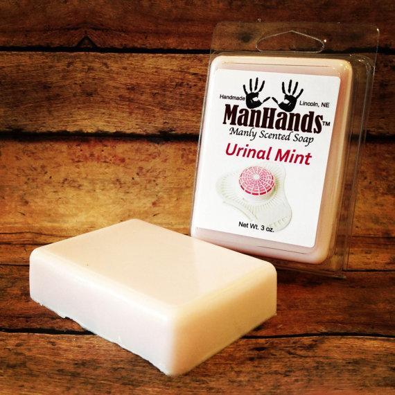 ManHands, Handmade Soap