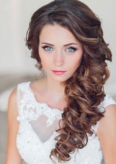 kiểu tóc mẫu cho cô dâu